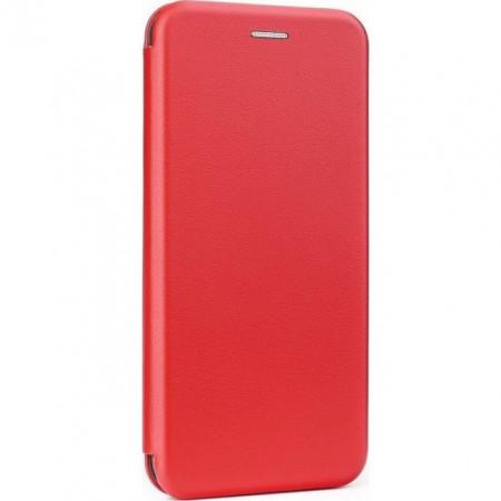 Husa Samsung Galaxy A50 | A50s | A30s Flip Book Cover Cu Magnet Red