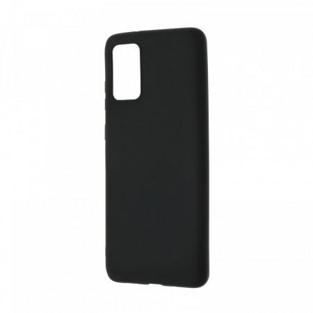 Husa Samsung Galaxy S20 Plus flexibila din silicon, negru S20PLUS-M3