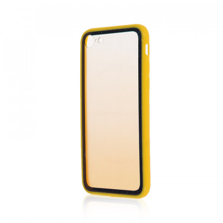 Husa iPhone 7 | 8 | SE (2020) Galbena Gradient Antisoc