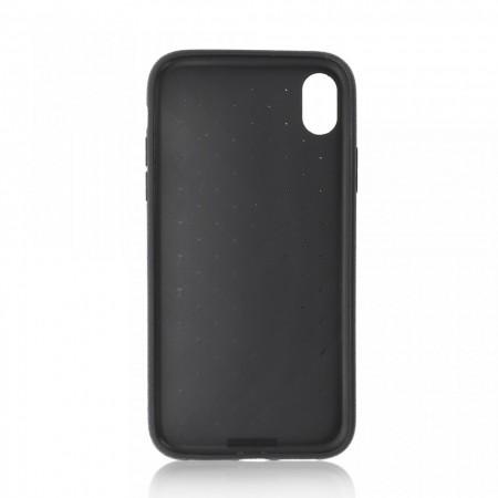 Husa iPhone XR Neagra Flexibila din Silicon