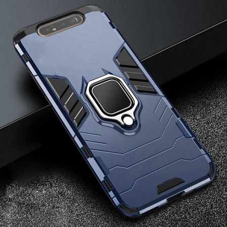 Husa Samsung Galaxy A80, albastra, A80-001