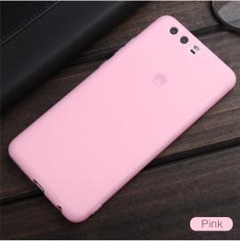 Husa Huawei P10 PLUS TPU Spate Ultrathin Pink