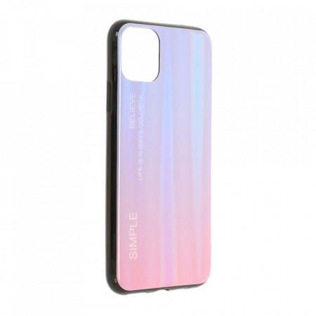 Husa iPhone 11 Pro Max - Husa Gradient Aurora Colorful