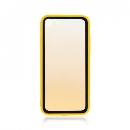 Husa iPhone 7   8 Galbena Gradient Antisoc
