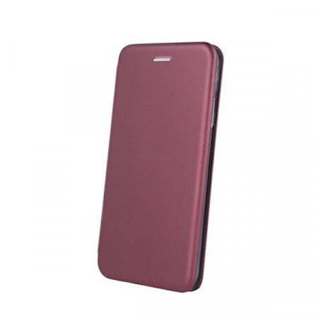 Husa Samsung Galaxy A10s Flip Magnet Book Type Visiniu