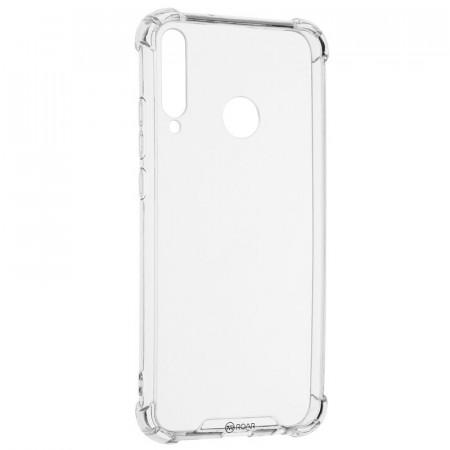 Husa Huawei P40 LITE E | Y7p - Silicon Antisoc Transparent