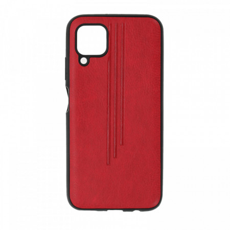 Husa Huawei, spate, rosu, P40LITE-M6-V3