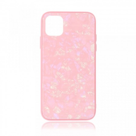 Husa iPhone 11 Pro Max High Pro Shield Glass Pink