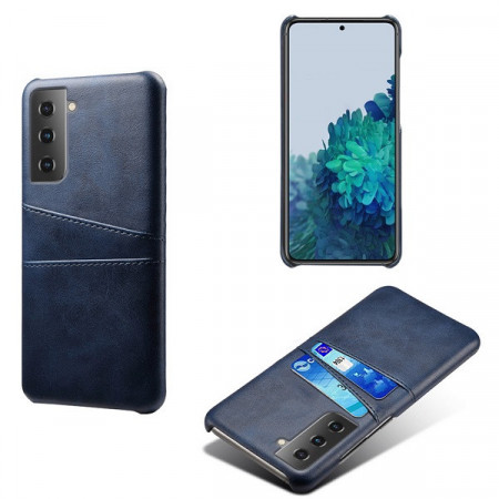 Husa Samsung Galaxy S20 FE, Dual Card Slots, albastru, S20FE-002