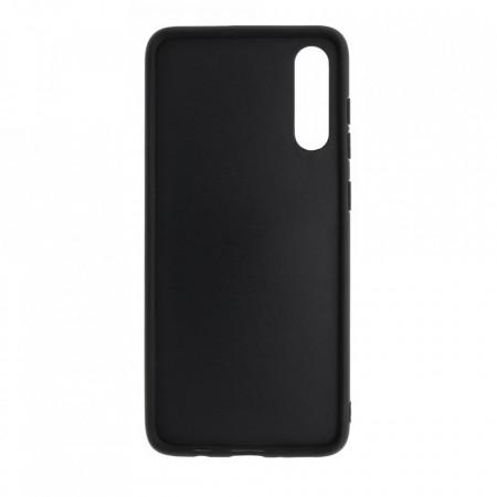 Husa pentru Samsung Galaxy A70 - Husa Pro Shield Glass Rosu cu Efect Gradient