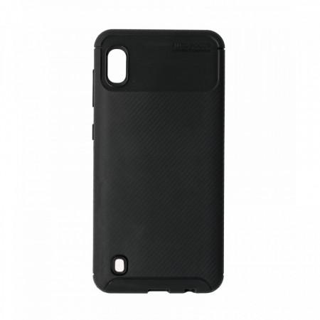 Husa Samsung Galaxy A10 flexibila din silicon, negru A10-M1-V1