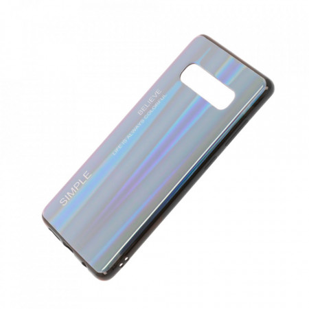 Husa Samsung Galaxy S10 PLUS - Husa Gradient Aurora Colorful