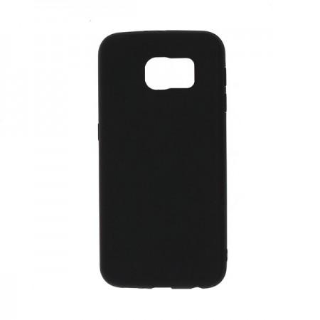Husa Samsung Galaxy S6 Neagra Din Silicon