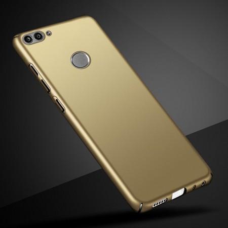 Husa Huawei P Smart Gold din Policarbonat Premium