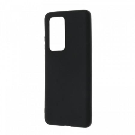 Husa Huawei P40PRO flexibila din silicon, negru P40PRP-M3