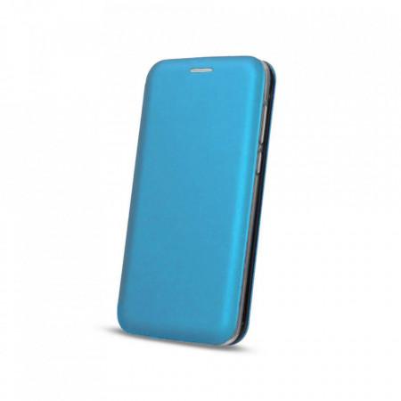 Husa Huawei Y5 (2019) Flip Magnet Book Type Light Blue