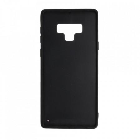 Husa pentru Samsung Galaxy note 9 - Husa Pro Shield Glass Rosu cu Efect Gradient