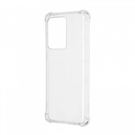 Husa Samsung Galaxy S20 Ultra Spate din Silicon - Transparent