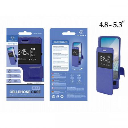 Husa universala pentru telefon 4.8 - 5.3 inch, PMTF42178-43