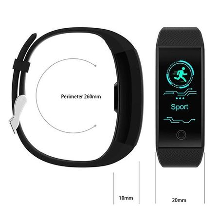 Smart Bracelet Fitness Tracker QW18-V2