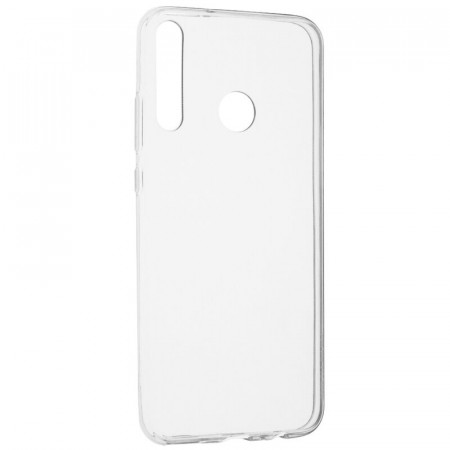 Husa Huawei P40 LITE E | Y7p - Spate din Silicon - Transparent