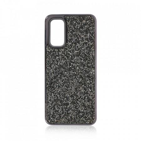 Husa pentru Samsung Galaxy S20 - Husa Luxury Glitter Diamond Black