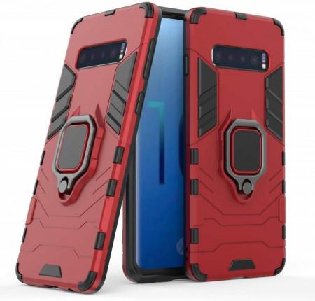 Husa Samsung Galaxy S10e Rosie Military cu Inel