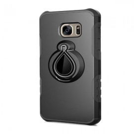 Husa Samsung Galaxy S7 Neagra Tough Armor Black