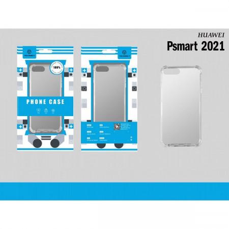 Husa Huawei Psmaert 2021 Silicon anti-șoc transperant, PMFSHUAWEIPSMART20213