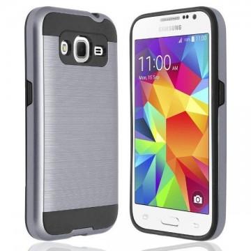 Husa Samsung Galaxy J3 (2016) Antisoc Silver
