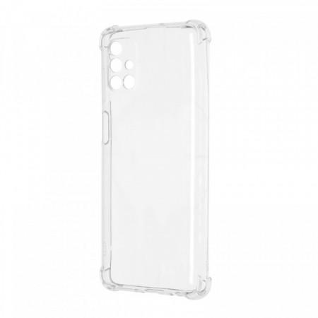Husa Samsung Galaxy M51 Spate din Silicon - Transparent