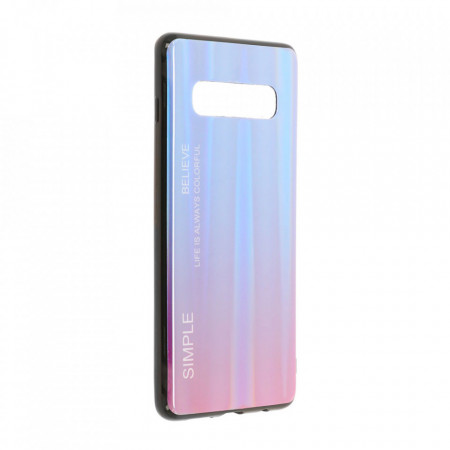 Husa Samsung Galaxy S10 PLUS - Husa Gradient Aurora Colorful