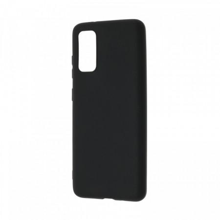 Husa Samsung Galaxy S20 flexibila din silicon, negru S20-M3