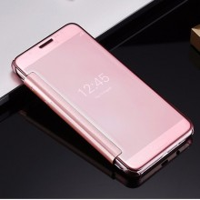Husa Samsung Galaxy J3 PRIME Rose Book Cover Clear View