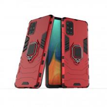 Husa Samsung Galaxy S20 PLUS Rosie Military cu Inel