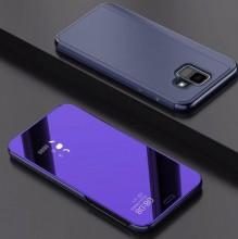 Husa Samsung Galaxy S9 Flip Book Cover Clear View Mov