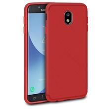 Husa Samsung Galaxy J3 (2017) De Protectie Rosie Flexibila