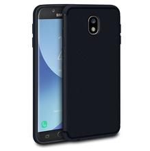 Husa Samsung Galaxy J3 (2017) De Protectie Bleumarin Flexibila