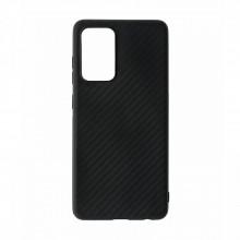 Husa Samsung Galaxy A52 5G flexibila din silicon, negru A525G-M4