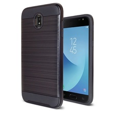 Husa Samsung Galaxy J5 (2017) Atisoc Neagra Dublu Strat