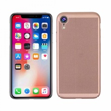 Husa iPhone XR Cu Aerisire Air Spots Gold