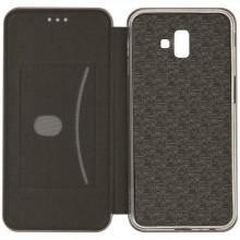 Husa Samsung Galaxy J6 PLUS Flip Magnet Book Type Black