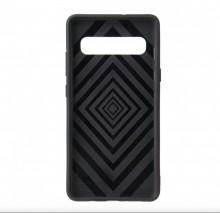 Husa Samsung Galaxy S8 PLUS Bleumarin Din Policarbonat Premium cu Inel Rotativ
