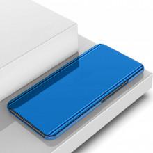 Husa Samsung Galaxy S8 Flip Book Cover Clear View Blue