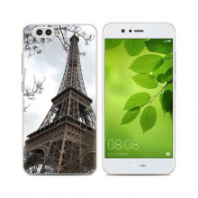 Husa Huawei P10 - Husa Silicon Spate Ultrathin Model Paris