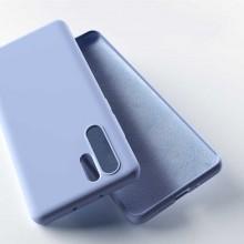 Husa Huawei P30 Pro Albastru Deschis din Silicon Premium Ultra Soft