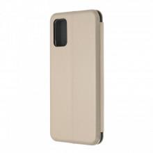 Husa Samsung A02S - Flip Magnet Book Type - Gold, A02-M5-V2