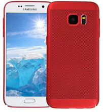 Husa Samsung Galaxy A6 (2018) Air Spots Red