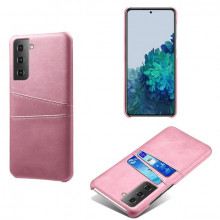 Husa Samsung Galaxy S21 ULTRA 5G, Dual Card Slots, roz, S21ULTRA5G-001