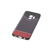 Husa Samsung Galaxy S9 Silicon Jeans Red